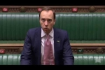 Embedded thumbnail for Gary asks his first Parliamentary Question using Zoom